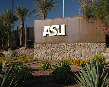 Arizona State University side image