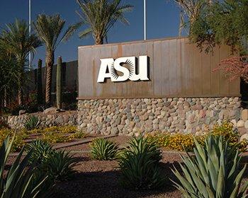 Arizona State University side image