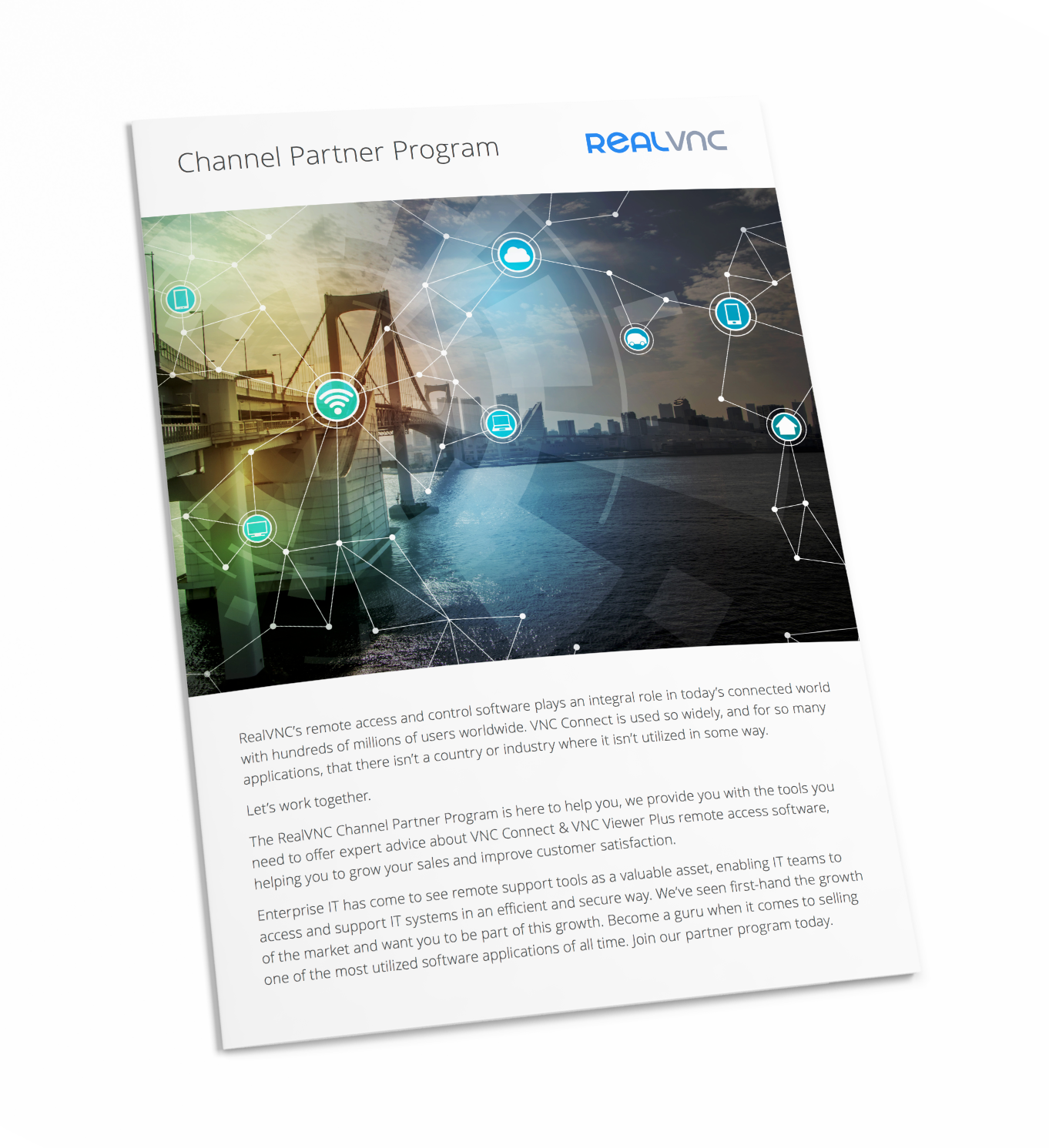 Channel Partner Program