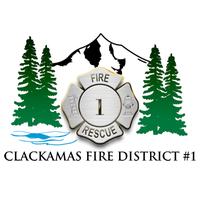 Clackamas Fire District Logo